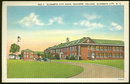 Postcard of Elizabeth City State Teacher's College, Elizabeth City, North Carolina