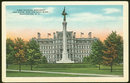 Postcard of State, War and Navy Building Washington DC