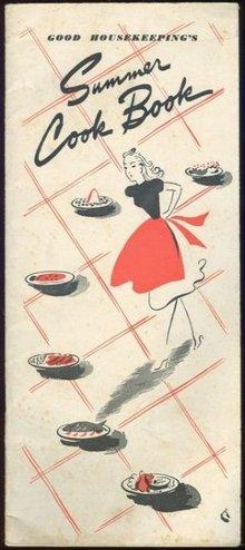 Vintage Good Housekeeping Summer Cook Book