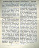 Picturesque Kentucky 1937 Curt Teich Souvenir Folder