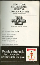Playbill Au Pair Man Julie Harris and Charles Durning