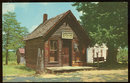 Postcard of Uncle Ike's Post Office, Notch, Missouri