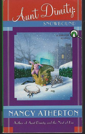Aunt Dimity: Snowbound by Nancy Atherton 2004 Aunt Dimity Cozy Mystery Series #9