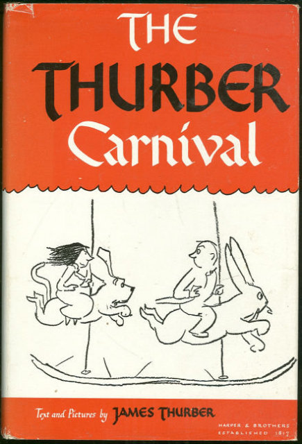 james thurber essay James thurber was an innovator of using humor in writing he took everything he did to a whole new level these idea's came from his unique childhood and his very humerus family.
