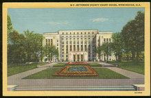 Jefferson County Court House, Birmingham, Alabama