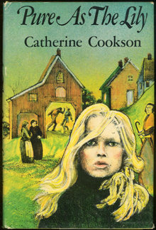 Pure As the Lily by Catherine Cookson 1973 with DJ