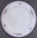Homer Laughlin Seville Dinner Plate French Violets