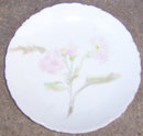 Rosenthal Versailles Bread and Butter Plate Pink Flower