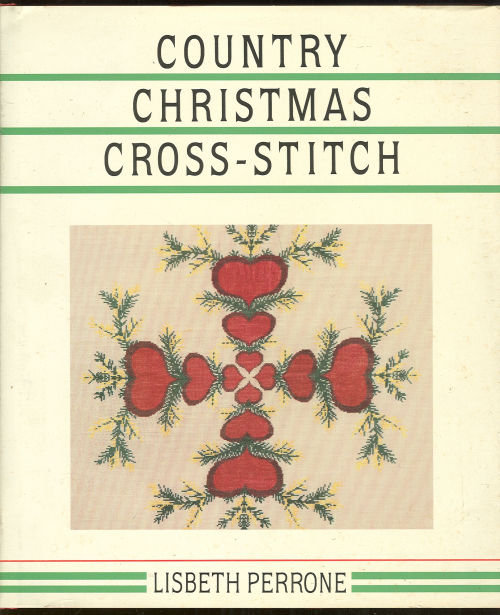 Country Christmas Cross-Stitch by Lisbeth Perrone 1st