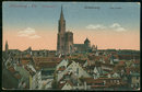 Postcard of Total View of Strasbourg, Austria