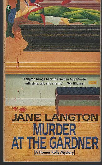 Lot Two Homer Kelly Cozy Mysteries by Jane Langton Gardner Mus/Monticello 7, 15