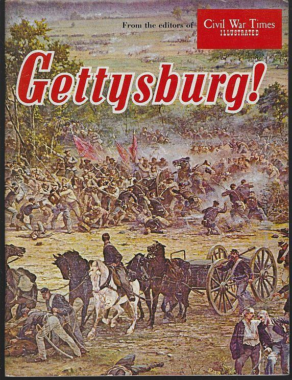 Gettysburg Civil War Times Illustrated Special Edition Edward Stackpole 1985