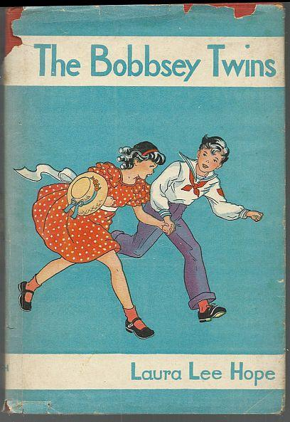 Bobbsey Twins Or Merry Days Indoors and Out by Laura Lee Hope #1 with Dustjacket