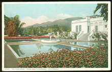 Postcard of El Fureides Near Santa Barbara, California