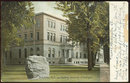 Law Building, Univerisity of Michigan 1908 Postcard