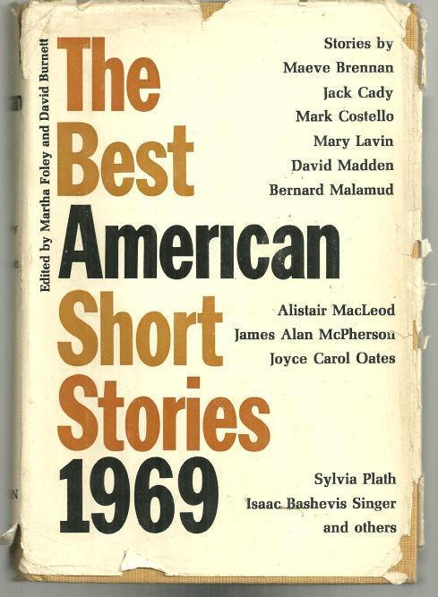 Best American Short Stories 1969 and the Yearbook of the American Short Story