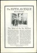 Fifth Avenue Building NYC 1925 Magazine Advertisement