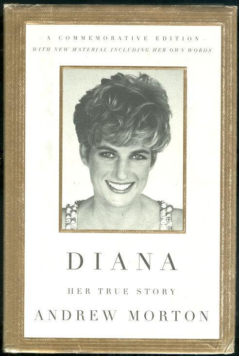Diana Her True Story in Her Own Words by Andrew Morton 1997 with Dust Jacket