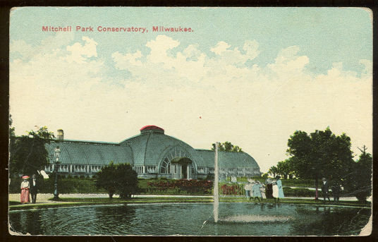 Mitchell Park, Conservatory, Milwaukee, Wisconsin