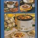 Lot of Three Rival Crock Pot Slow Cooker Recipes and Instruction Booklets