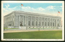 Postcard of Post Office, Des Moines, Iowa