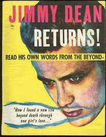 Jimmy Dean Returns His Own Words From the Beyond 1956