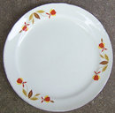 Vintage Hall China Jewel Tea Salad Plate