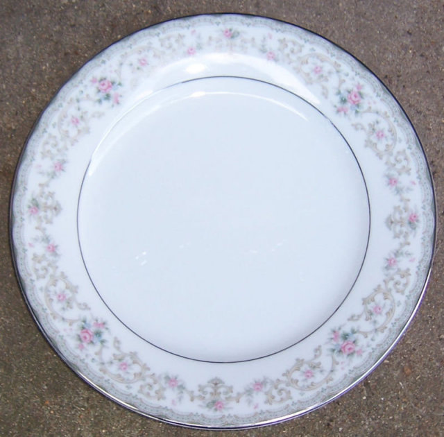 Vintage Noritake China Edgewood Salad Plate