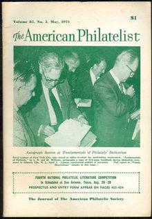 American Philatelist May 1971 Sierra Leone