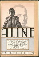 Aline Bernstein by Carole Klein 1979 1st edition with Dust Jacket