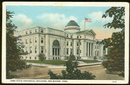 Postcard of Iowa State Historical Building Des Moines