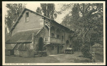 Postcard of Guy's Cliffe Mill Near Warwick, England