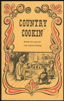 Country Cookin' Lovers of Low Country Cooking 1970