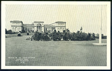 Postcard of Palace of the Legion of Honor, Lincoln Park, San Francisco, California