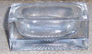 Clear Master Salt Rectangular Shape with Star Burst