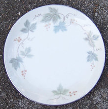 Vintage Sango China Small Plate in Claire Pattern