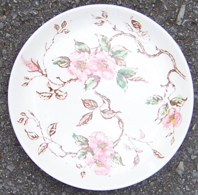 Nasco China Springtime Made in Japan Small Plate