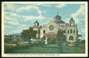Postcard of Great Northern Depot, San Antonio, Texas