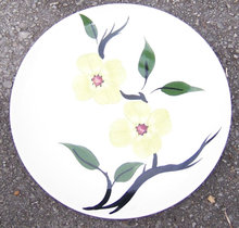 Blue Ridge Southern DogWood Skyline Dinner Plate