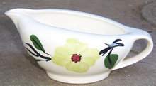 Blue Ridge Southern Dogwood Skyline Gravy Boat