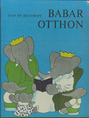 Babar Otthon by Jean De Brunhoff in Hungarian 1977