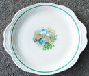 Universal Serving Platter with Bridge and Clovers