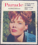 Parade Magazine March 8 1964 Actress Jo Morrow on Cover
