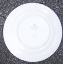 Homer Laughlin Brittany Majestic Bread and Butter Plate