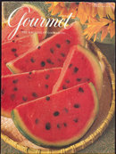 Gourmet Magazine August 1994 Cool Soups and Sandwiches