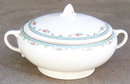 Vintage Salem China Symphony Covered Casserole Dish