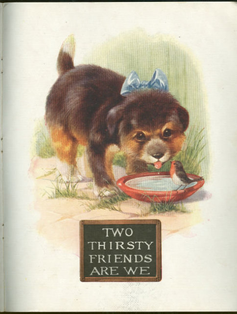 My Easy Lesson Victorian Linenette Book Illustrated