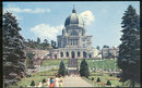 Postcard of St. Joseph's Oratory of Mount Royal 1957