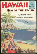 Hawaii Gem of the Pacific by Oscar Lewis Landmark #49