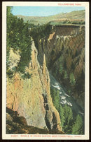 Needle in Grand Canyon, Yellowstone National Park 23480